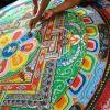 HH Dagchen Rinpoche's Hands - Square 100